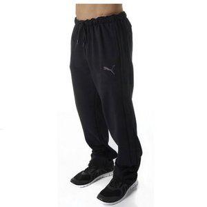 Puma Dry Fleece Performance Sweat Pants Black M